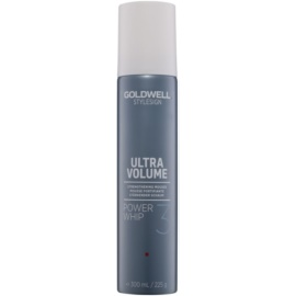 Goldwell StyleSign Ultra Volume schiuma rinforzante e volumizzante per capelli  300 ml