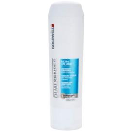 Goldwell Dualsenses Ultra Volume lehký kondicionér pro jemné až normální vlasy  200 ml