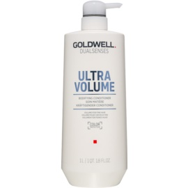 Goldwell Dualsenses Ultra Volume Conditioner für mehr Volumen bei feinem Haar  1000 ml
