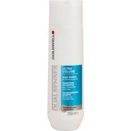 Goldwell Dualsenses Ultra Volume šampón pre jemné vlasy bez objemu  250 ml