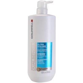 Goldwell Dualsenses Ultra Volume šampón pre jemné vlasy bez objemu  1500 ml