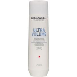 Goldwell Dualsenses Ultra Volume champô para dar volume aos cabelos finos  250 ml