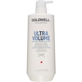 Goldwell Dualsenses Ultra Volume champô para dar volume aos cabelos finos  1000 ml