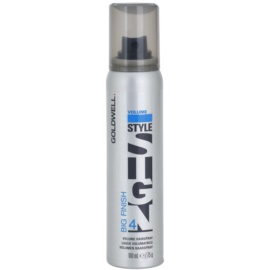 Goldwell Volume laca de cabelo para dar volume Hold Level 4 100 ml