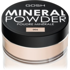 Gosh Mineral Powder pudra cu minerale culoare 006 Honey 8 g