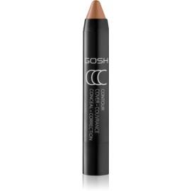 Gosh CCC baton corector culoare 006 Very Dark 4,4 g