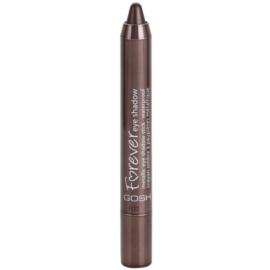 Gosh Forever sombras de ojos en lápiz  tono 04 Brown 1,5 g