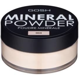 Gosh Mineral Powder minerální pudr odstín 006 Honey 8 g