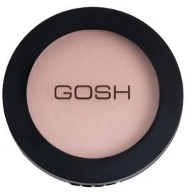 Gosh Natural pudrová tvářenka odstín 36 Rose Whisper 5 g