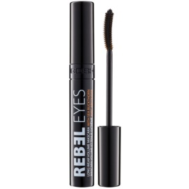 Gosh Rebel Eyes Mascara pentru volum si separare culoare 002 Carbon Black 10 ml
