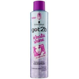 got2b Insta-Shine fixativ pentru stralucire  300 ml
