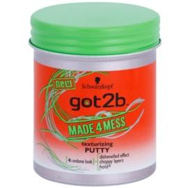 got2b Made 4 Mess tvarující tmel na vlasy  100 ml