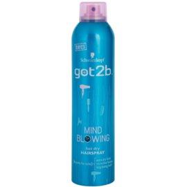 got2b Mind Blowing laca de pelo para dar fijación y forma  300 ml