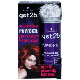 got2b PowderFul puder do stylizacji dla doskonałej objętości  10 g