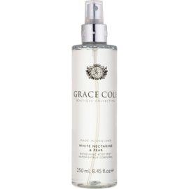 Grace Cole Boutique White Nectarine & Pear Refreshing Body Spray  250 ml