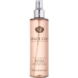 Grace Cole Boutique Wild Fig & Pink Cedar erfrischendes Bodyspray  250 ml