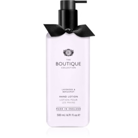 Grace Cole Boutique Lavender & Bergamot losjon za roke  500 ml