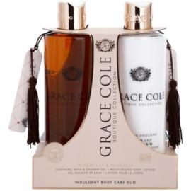Grace Cole Boutique Ginger Lily & Mandarin kosmetická sada II.