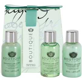 Grace Cole Boutique Grapefruit Lime & Mint Kosmetik-Set  II.