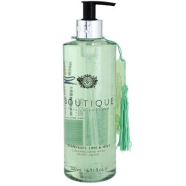 Grace Cole Boutique Grapefruit Lime & Mint tekuté mydlo na ruky  500 ml