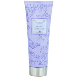 Grace Cole Floral Collection Lavender & Camomile tělový krém  238 ml
