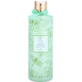 Grace Cole Floral Collection Lily & Verbena pěna do koupele  500 ml