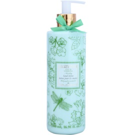 Grace Cole Floral Collection Lily & Verbena mléko na ruce  500 ml