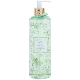 Grace Cole Floral Collection Lily & Verbena tekuté mydlo na ruky  500 ml