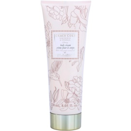Grace Cole Floral Collection Magnolia & Vanilla Körpercreme  238 ml