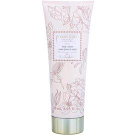 Grace Cole Floral Collection Magnolia & Vanilla tělový krém  238 ml