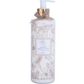 Grace Cole Floral Collection Magnolia & Vanilla tej kézre  500 ml