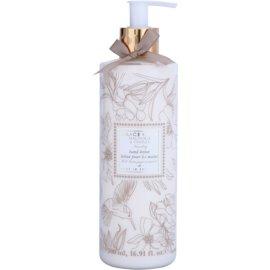 Grace Cole Floral Collection Magnolia & Vanilla mléko na ruce  500 ml