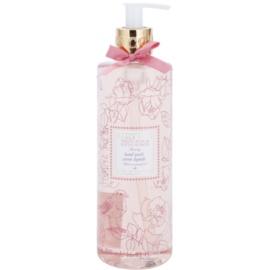 Grace Cole Floral Collection White Rose & Lotus Flower tekuté mýdlo na ruce  500 ml