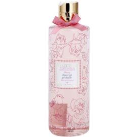 Grace Cole Floral Collection White Rose & Lotus Flower sprchový gél  500 ml