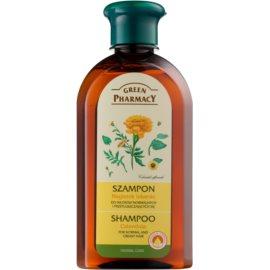 Green Pharmacy Hair Care Calendula шампунь для нормального та жирного волосся  350 мл