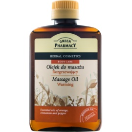 Green Pharmacy Body Care Warming Massage Oil  200 ml
