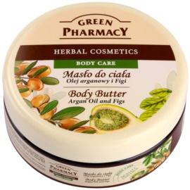 Green Pharmacy Body Care Argan Oil & Figs Körperbutter  200 ml