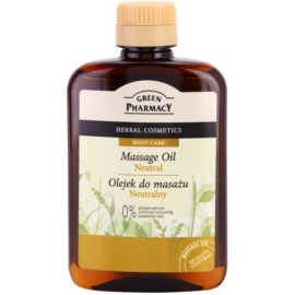 Green Pharmacy Body Care masszázsolaj  200 ml