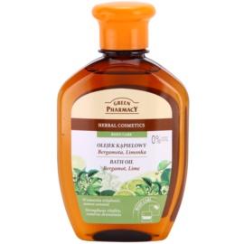 Green Pharmacy Body Care Bergamot & Lime olej do kúpeľa  250 ml