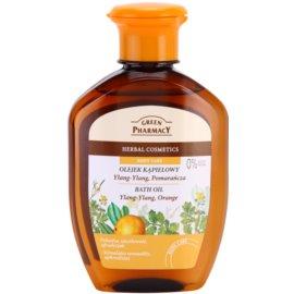Green Pharmacy Body Care Ylang-Ylang & Orange olej do kúpeľa  250 ml
