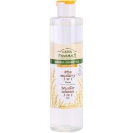 Green Pharmacy Face Care Oat micelárna voda 3v1  250 ml