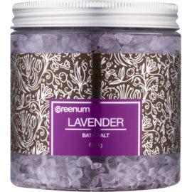 Greenum Lavender Bath Salt  600 g