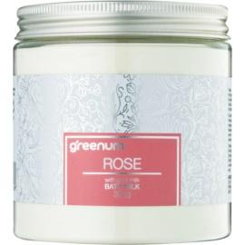 Greenum Rose mleko za kopel v prahu  300 g