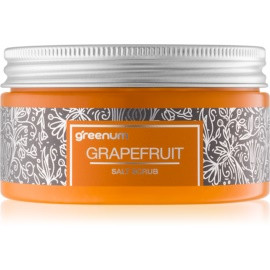 Greenum Salt Scrub solni piling za telo z vonjem Grapefruit 320 g