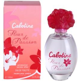 Gres Cabotine Fleur de Passion Eau de Toilette für Damen 100 ml