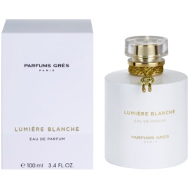 Gres Lumiere Blanche Eau de Parfum for Women 100 ml