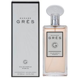 Gres Madame Gres eau de parfum nőknek 100 ml