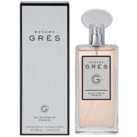 Gres Madame Gres Eau de Parfum für Damen 100 ml