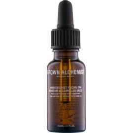 Grown Alchemist Activate antyutleniający olejek do twarzy na dzień i nic Rosehip & Camellia Seed 20 ml