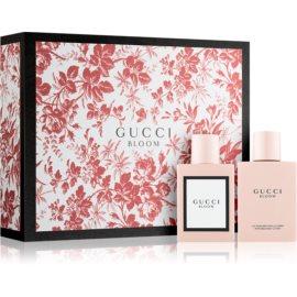 Gucci Bloom lote de regalo IV.  eau de parfum 50 ml + leche corporal 100 ml